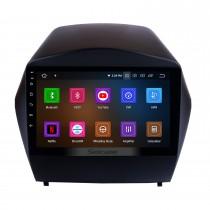 2010-2017 Hyundai iX35 9 pouces Android 11.0 Radio de navigation GPS avec écran tactile HD Bluetooth USB WIFI Carplay support Mirror Link OBD2