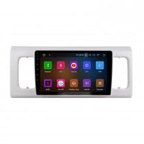 2016 SUZUKI ALTO 6 Android 11.0 9 pouces Radio de navigation GPS Bluetooth HD écran tactile WIFI USB Carplay support TV numérique
