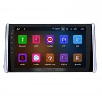 10,1 pouces Android 11.0 Radio de navigation GPS pour 2019 Toyota RAV4 avec écran tactile HD Carplay Bluetooth WIFI Prise en charge AUX AUX Miroir Lien OBD2 SWC