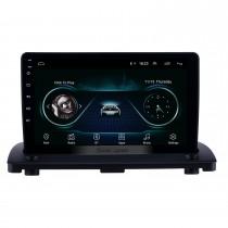 9 pouces Android 8.1 pour 2004 2005 2006-2014 Volvo XC90 Radio HD Système de navigation GPS à écran tactile avec Bluetooth WIFI Support Carplay Caméra arrière