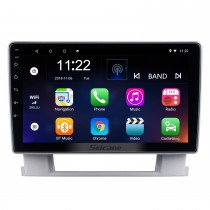 9 pouces Android 10.0 pour 2014 Buick Excelle Radio système de navigation GPS avec écran tactile HD Bluetooth support Carplay OBD2
