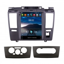 2008-2011 Nissan Tiida LHD 9.7 pouces Android 10.0 Radio de navigation GPS avec écran tactile Bluetooth USB Prise en charge WIFI Caméra arrière Carplay