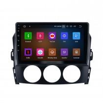 Andriod 11.0 HD écran tactile 9 pouces 2009 Mazda MX-5 Système de navigation GPS avec prise en charge Bluetooth Carplay