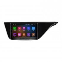 10,1 pouces Android 11.0 pour FORD TERRITORY LHD 2019 Radio Système de navigation GPS avec écran tactile HD Prise en charge Bluetooth Carplay OBD2