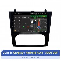 2008-2012 Nissan Teana ALTIMA Auto A / C 9 pouces Android 10.0 Radio de navigation GPS avec Bluetooth Carplay USB WIFI HD Écran tactile Prise en charge stéréo DVR DVD