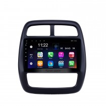 9 pouces Android 8.1 Radio de navigation GPS pour 2012-2017 Renault Kwid avec support écran tactile USB Bluetooth HD Carplay DVR OBD