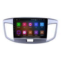 9 pouces Android 9.0 Radio de navigation GPS pour 2015 Suzuki Wagon avec support tactile HD Carplay AUX Bluetooth 1080P