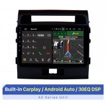10,1 pouces 2007-2017 TOYOTA LAND CRUISER Android 10.0 HD Radio à écran tactile Système de navigation GPS Support Bluetooth Voiture Stéréo Musique Miroir Lien OBD2 3G / 4G Caméra de recul vidéo WiFi