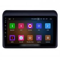 Écran tactile HD 9 pouces Android 11.0 pour 2018 SUZUKI ERTIGA Radio Système de navigation GPS Prise en charge Bluetooth Carplay Caméra de recul