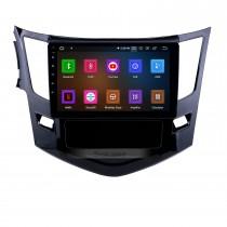 Écran tactile HD 2012-2016 BYD Surui Android 11.0 Radio de navigation GPS 9 pouces avec support Bluetooth AUX Carplay Caméra arrière DAB + OBD2