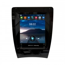 Android 10,0 9,7 pouces pour 2008-2012 AUDI A3 Radio avec écran tactile HD Système de navigation GPS Prise en charge Bluetooth Carplay TPMS