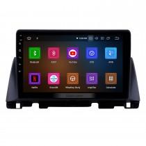 2016 KIA K5 OPTIMA Radio Remplacement avec Android 11.0 Lecteur DVD Système de navigation GPS Écran tactile 3G WiFi Lien Miroir OBD2 Contrôle vidéo Volant USB SD Caméra de recul