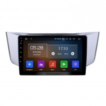 2003-2010 Lexus RX300 RX330 RX350 Android 9.0 9 pouces Radio de navigation GPS Bluetooth HD à écran tactile USB Prise en charge de Carplay DAB + SWC