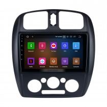 Android 11.0 HD Écran tactile 9 pouces Pour 2002-2008 Mazda 323 / FAW Harma Preema / Ford Laser Autoradio à conduite à gauche Système de navigation GPS avec prise en charge Bluetooth Climatiseur manuel arrière Carplay