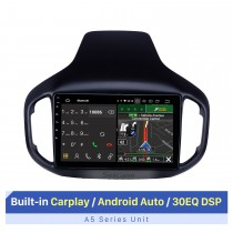 10,1 pouces 2016-2018 Chery Tiggo 7 Android 10.0 Radio de navigation GPS Bluetooth HD écran tactile AUX Carplay