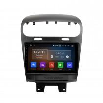 Écran tactile HD 9 pouces Android 11.0 pour 2011-2020 Dodge Journey JC Radio Système de navigation GPS Prise en charge Bluetooth Carplay Caméra de recul