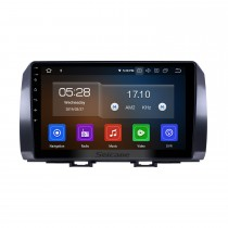 10,1 pouces Android 9.0 Radio pour 2006 Toyota B6 / 2008 Subaru DEX / 2005 Daihatsu WO Bluetooth Navigation GPS Carplay support SWC