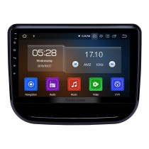 10.1 pouces Android 9.0 Radio pour 2017-2018 Changan CS55 Bluetooth HD Écran tactile GPS Navigation Carplay support caméra de recul