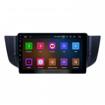 2010-2015 MG6 / 2008-2014 Roewe 500 Android 9.0 Radio de navigation GPS 9 pouces avec écran tactile Bluetooth HD USB Prise en charge de Carplay DVR SWC