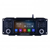 OEM Android 10.0 pour Radio Chrysler 300C 2004-2008 avec système de navigation GPS à écran tactile Bluetooth HD Support Carplay DVR