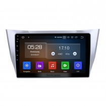 2003-2010 Lexus RX300 RX330 RX350 Android 9.0 Radio 10,1 pouces Navigation GPS Bluetooth HD à écran tactile USB Prise en charge de Carplay DAB + SWC