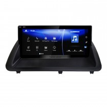 Écran tactile HD 10,25 pouces pour 2011 2012 2013 2014 2015 2016 2017 2018 2019 Lexus CT200 RHD High Version Radio Android 7.1 Système de navigation GPS avec support Bluetooth Carplay