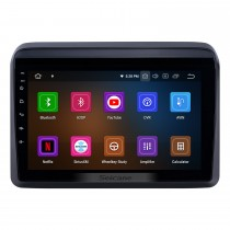 2018 2019 Suzuki ERTIGA Android 11.0 HD Écran tactile Lecteur multimédia 9 pouces Lecteur multimédia Bluetooth Bluetooth Navigation GPS avec USB FM Prise en charge de la musique sans fil DVR Lecteur de DVD SCW Carplay OBD2