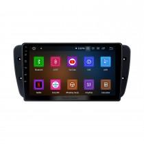 Android 11.0 pour 2008-2015 SEAT IBIZA Radio système de navigation GPS 9 pouces avec écran tactile Bluetooth HD support Carplay DSP