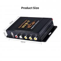 Tuner TV numérique DVB-T pour lecteur DVD de voiture Seicane