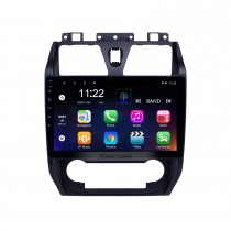 10,1 pouces Android 8.1 Radio de navigation GPS pour 2012-2013 Geely Emgrand EC7 avec support tactile HD Bluetooth USB Carplay TPMS