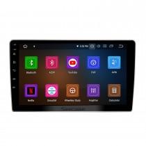 Mise à niveau stéréo de navigation GPS dans le tableau de bord pour OPEL ASTRA ZAFIRA SILVER 2007 Android 11.0 Bluetooth WIFI USB RDS Système audio Prise en charge OBD2 1080P DVR Auto A/V