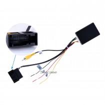 Seicane Top RGB-02 to AV CVBS Signal Converter Adapter Box for VW Volkswagen Tiguan Golf Magotan Auto Radio