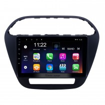 2019 Tiago Nexon Android 8.1 HD Écran tactile Radio de navigation GPS de 9 pouces avec prise en charge USB WIFI Bluetooth SWC DVR Carplay