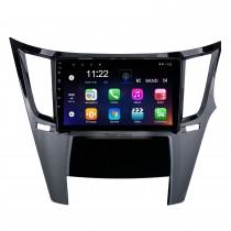 9 pouces Android 10.0 pour Subaru Outback RHD Radio Système de navigation GPS avec écran tactile HD Prise en charge Bluetooth Carplay OBD2