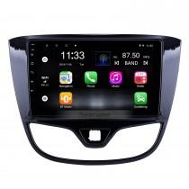 9 pouces Android 10.0 pour 2017 Opel Karl / Vinfast Radio Système de navigation GPS avec écran tactile HD USB Bluetooth support DAB + Carplay