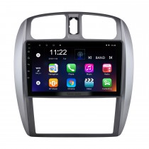 Pour 2002-2008 Mazda 323/09 / FAW Haima Preema / Ford Laser Radio Android 10.0 HD Écran tactile Système de navigation GPS 9 pouces avec prise en charge WIFI Bluetooth Carplay DVR