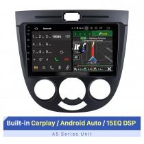 Écran tactile HD de 9 pouces pour 2003-2008 Chevrolet Optra 2004-2008 Buick Excelle hayon GPS Navi Carplay prise en charge du système stéréo OBD2