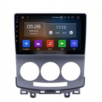 Android 10.0 Aftermarket OEM Car Stereo GPS Navigation System for 2005-2010 Mazda 5 with 3G Wifi DVD Radio Bluetooth USB SD Rearview Camera