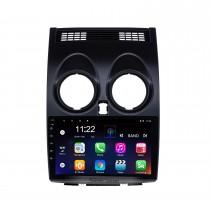 2005-2018 NISSAN Qashqai 9 pouces Android 10.0 Radio Bluetooth pour la navigation GPS Musique Bluetooth prise en charge USB Carplay DVR 3G WIFI Contrôle OBD2 DVR au volant