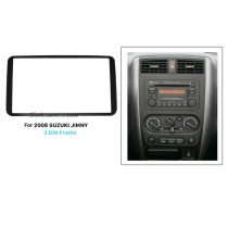 173 * 98mm Double Din 2008 SUZUKI JIMNY Car Radio Fascia Audio Cadre Dashboard Panneau Garniture Bezel