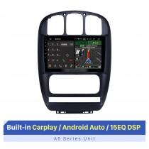 Écran tactile HD de 9 pouces pour système stéréo de voiture de lecteur multimédia CHRYSLER PACIFICA 2006-2012 avec prise en charge Bluetooth Carplay