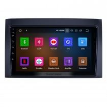 Écran tactile HD 9 pouces pour 2008 2009 2010 2011 Isuzu D-Max Radio Android 11.0 Système de navigation GPS Bluetooth WIFI Carplay support DSP