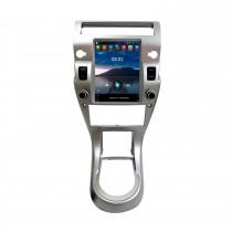 Écran tactile HD 9,7 pouces Android 10,0 pour 2008-2011Peugeot C-QUATRE Radio Système de navigation GPS Prise en charge Bluetooth Carplay Caméra de recul DVR Commande au volant TPMS