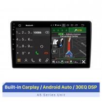 10,1 pouces pour 2008-2011 GREAT WALL FLORID Système de navigation GPS de voiture Android avec RDS DSP Support Bluetooth Écran tactile AHD