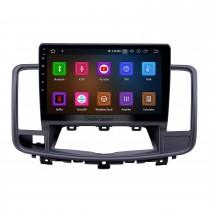 10,1 pouces Android 11.0 Radio de navigation GPS pour 2009-2013 Nissan Vieux Teana Bluetooth HD écran tactile Carplay support caméra de recul