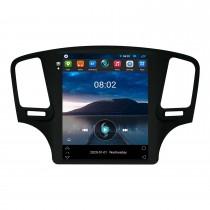 Android 10.0 pour 2010-2016 ROVER 350 9 pouces HD Écran tactile Unité principale Autoradio Système de navigation GPS Bluetooth 4G WIFI Prise en charge de Carplay DAB + OBD2 DVR