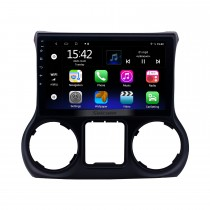 10.1 pouces Android 10.0 HD écran tactile 2011 2012 2013 2014 Jeep Wrangler RHD avec Bluetooth WIFI USB AUX HD écran tactile support Carplay