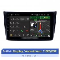 Écran tactile HD de 9 pouces pour 2011 Changan Alsvin V3 système de navigation GPS autoradio autoradio avec support Bluetooth OBD2