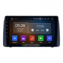 OEM Android 10.0 pour Radio Chrysler Grand Voyager 2011 avec Bluetooth 9 pouces HD à écran tactile Système de navigation GPS Carplay support DSP