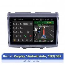 9 pouces HD écran tactile pour 2011 Mazda 8 Radio autoradio système stéréo de voiture prend en charge plusieurs langues OSD